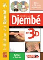Initiation au djembé en 3D